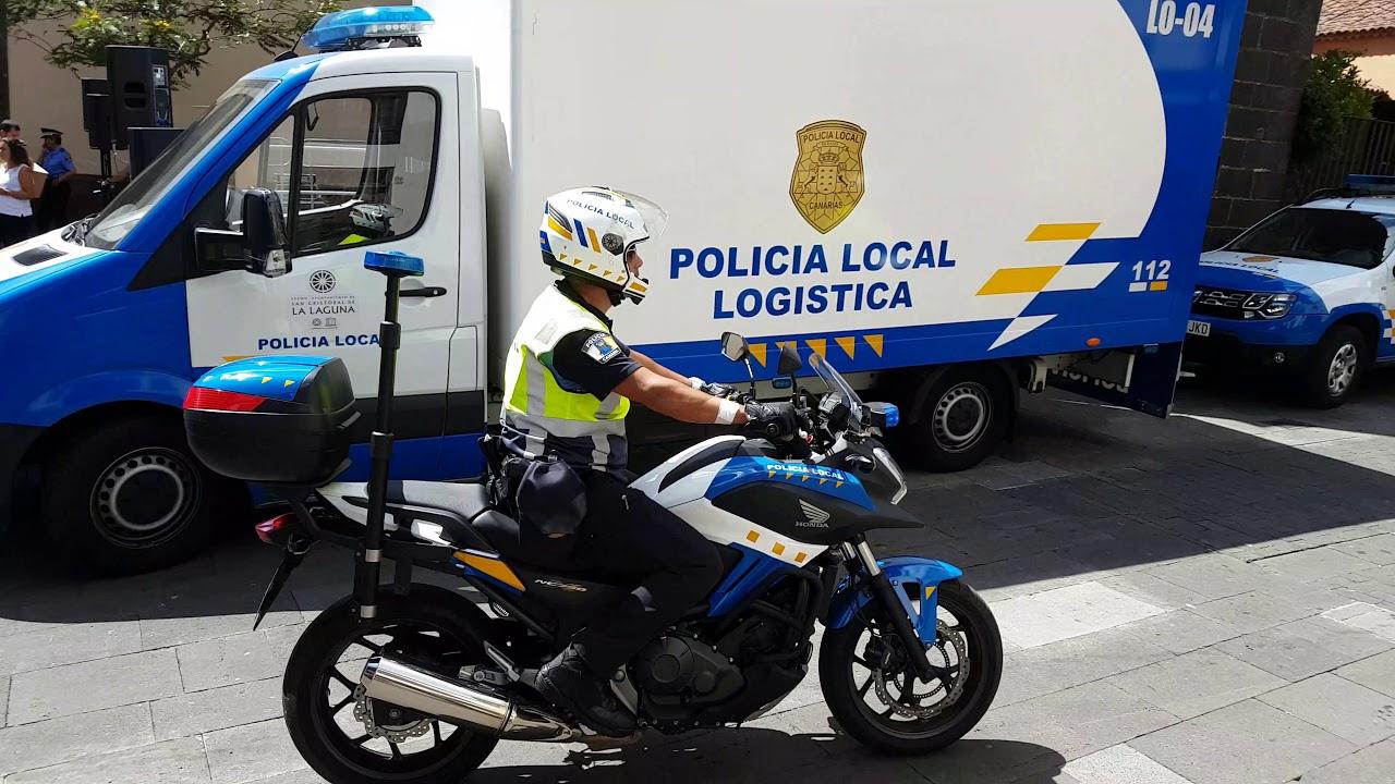 Resultado de imagen de policia local canaria