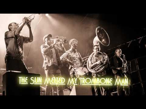 Royalty Free Music #231 (The Sun Melted My Trombone Man) Funk/Ska/Rock