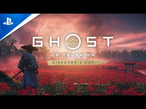 Ghost of Tsushima Director's Cut   Trailer d'annonce   PS5, PS4