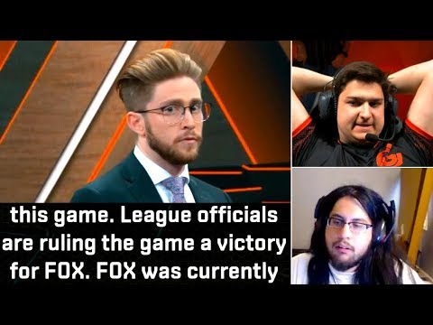 """Riot Games """"RIGGED"""" LCS Match?! 