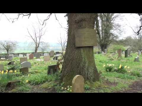 Nick Drake - Grave - Tanworth in Arden - very rare -  Beautiful love song