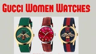 92e35b6097a Gucci Women Watches 2018