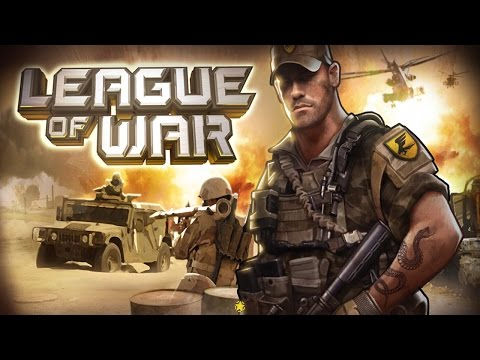 Preview: League of War: 3D Strategy Game: Boss Event (by Funzio, Inc) - iOS / Android