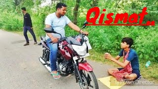 Qismat (full vedio) ammy wirk | sargun mehata | jani | Rox brothers / heart touching/emotional sad