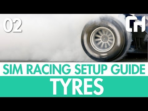 Sim Racing Setup Guide 02 – Tyres [Temperature, Pressure & Compound]