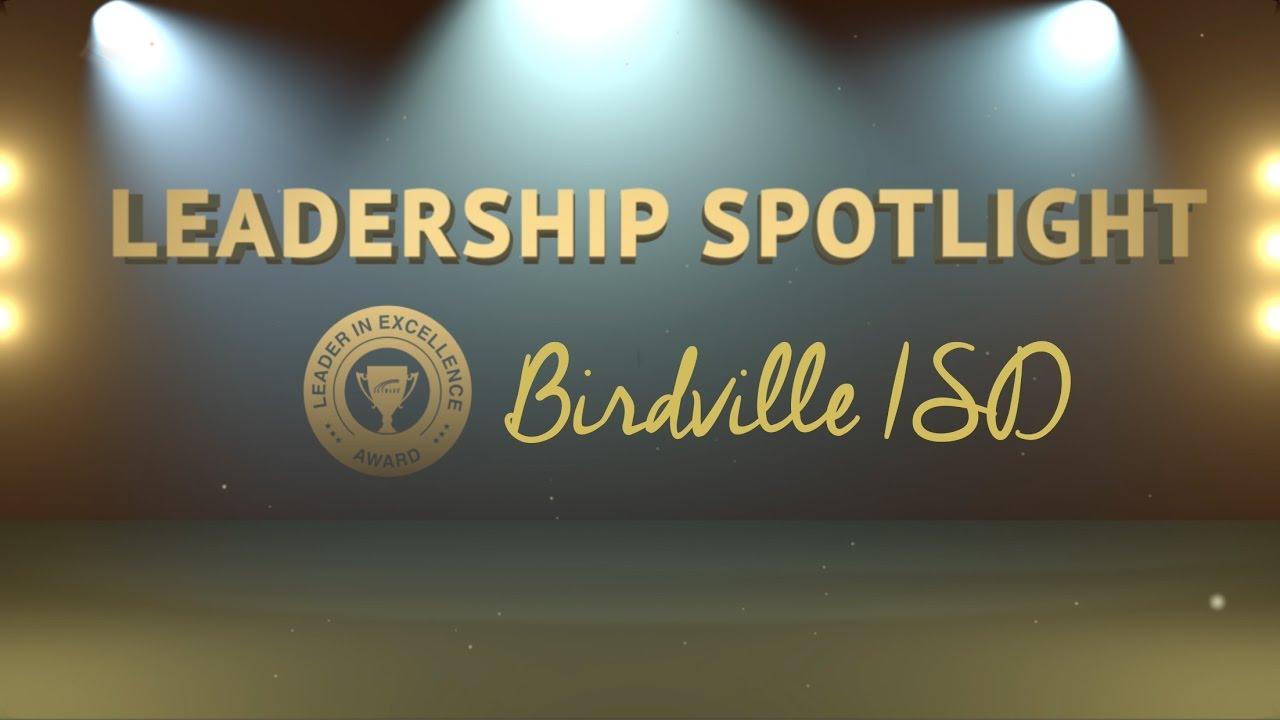 Birdville Isd 2017 Leaders In Excellence