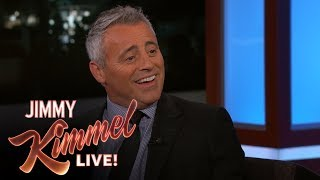 Matt LeBlanc Ruined His 40th Birthday Party