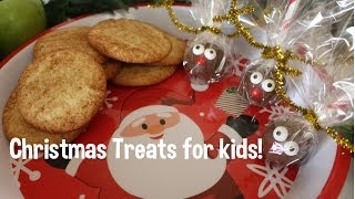 Christmas Treats for kids & adults! Thumbnail