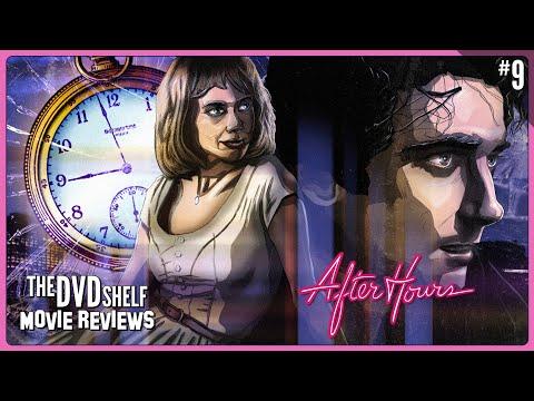 AFTER HOURS | The DVD Shelf Movie Reviews