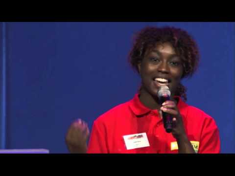 Speech Isabella Biney op VO-congres 2016