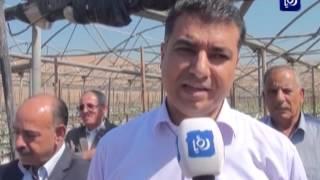 وزير الزراعة يلتقي أعضاء اتحاد مزارعين في سلطة وادي الأردن - (8-10-2016)