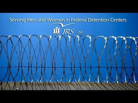 Jesuit Refugee Service/USA serves immigration detainees