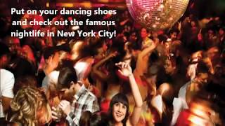The Famous Night Clubs in Manhattan
