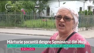 Didina Branici, Fost Pedagog Al Seminarului Huși, Face Dezvăluiri șocante