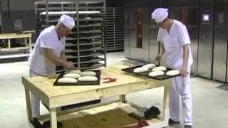 Оборудование на заводе по производству хлебобулочных и кондитерских изделий - видео обзор