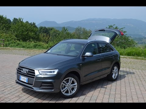 Audi Q3: Il test drive di HDmotori.it