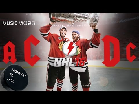 nhl 2016 ac dc highway to hell youtube. Black Bedroom Furniture Sets. Home Design Ideas