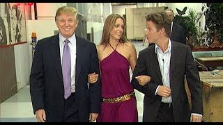 How Trump Tried To Sleep With His Friend's Wives