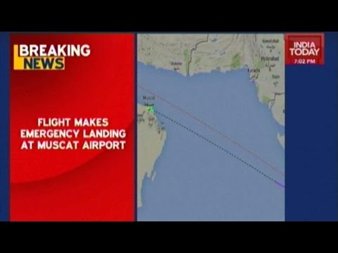 Bomb Threat On Jet Airways Flight, Emergency Landing At Muscat Airport
