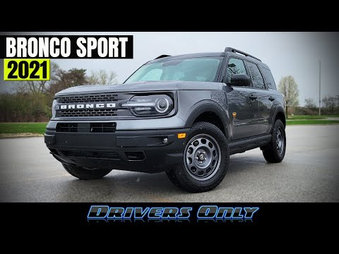 2021 Ford Bronco Sport - Awesome SUV from Ford