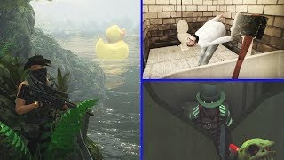 10 CRAZY Video Game Easter Eggs That Made Us Say WTF?!