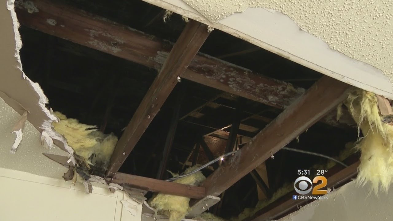 New York City Ceiling Collapse Lawyer