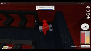 Playing some blox hunt on roblox (hide and seek like game) 1