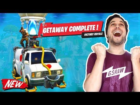 Nieuwe geniale gamemode! 🔥  - Fortnite GetAway