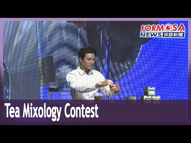 East meets west at tea mixology competition