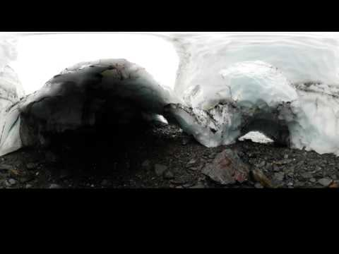 Phonography 360 : Ice Cavern - Byron Glacier - Alaska (60.760826, -148.847201) - Ambisonic 360 Sound