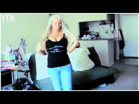 Trisha Paytas MV - Blah Blah Blah