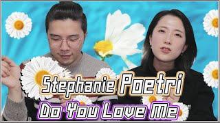 """Gambar cover [REAKSI]Bagaimana jika pelatih vokal Korea mendengar """"Stephanie Poetri-Do You Love Me""""?[SUB:IDN,KOR]"""