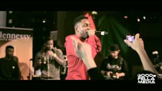 Kendrick Lamar - A.D.H.D (Live at SOBS 12/19/11)