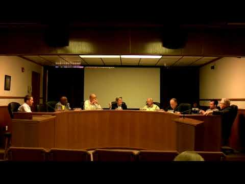 "Literally no one shows up for ""Public Hearing"" at McAlester City Council Special Meeting for five year fiscal plan: Video"