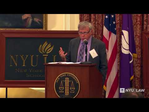 22nd Annual David R. Tillinghast Lecture on International Taxation: Robert B. Stack