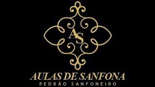 Vídeo Aula Acordeon - Zé da Recaída - Gusttavo Lima - AULA DE SANFONA