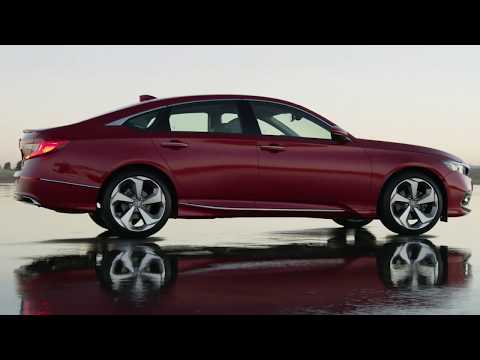 The new 2018 Honda Accord | Manufacturer video