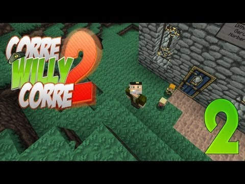 pack de mods willyrex corre willy corre