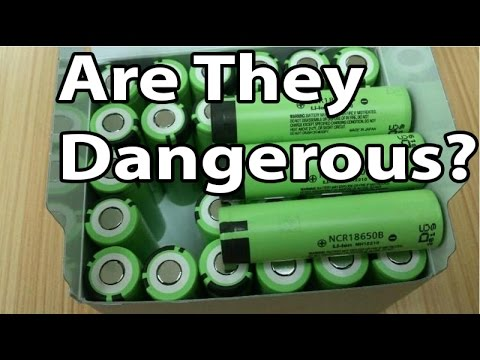 Should you be worried about exploding Lithium Ion batteries?