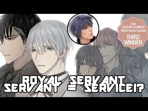 Royal Servant 1/5 - SERVANT = SERVICE!? + GIVEAWAY
