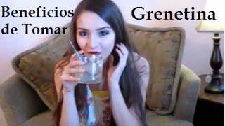 Beneficios de Tomar Grenetina