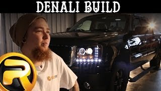 2013 GMC Sierra Denali Custom Truck Build - Modern Street Rod 1500