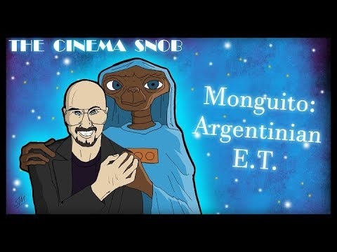 The Cinema Snob: MONGUITO: THE ARGENTINIAN E.T.