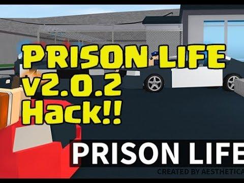 Roblox Prison Life V2 0 2 Hack Btools No Doors And More