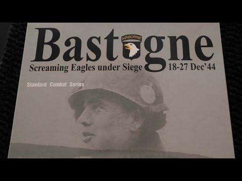 Bastogne: Battle for Noville. US Turn 1 to end of game.