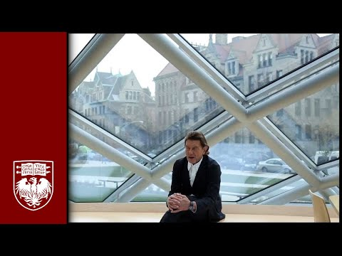 UChicago Architecture: Helmut Jahn on the West and South Utility Plants