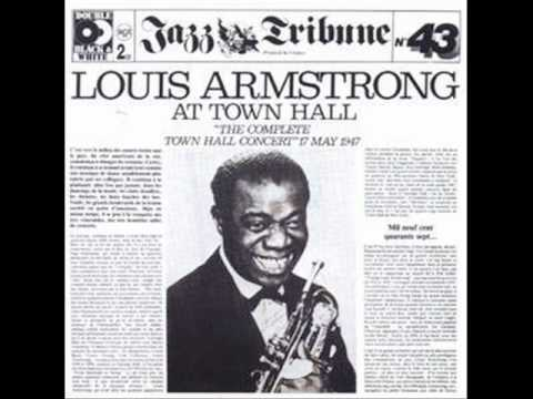 Louis Armstrong and the All Stars 1947 Pennies From Heaven