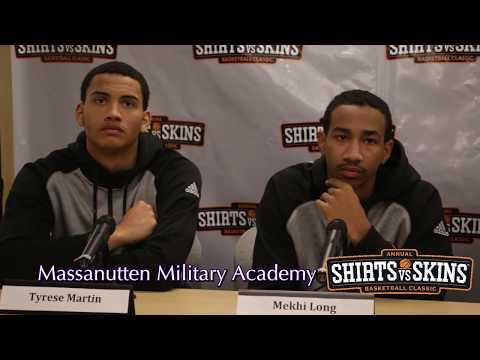 Massanutten Military Academy Press Conference