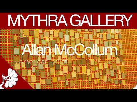 Allan McCollum - contemporary American artist
