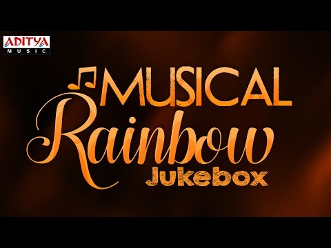 Musical Rainbow ❤♫  Telugu Hit Songs Jukebox